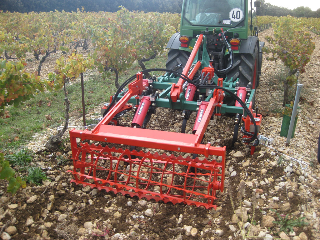 Clemens Vineyard Equipment Viticultural Equipment Planting
